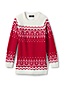 Girls' Fair Isle Tunic Jumper