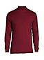 Le T-Shirt Supima Col Haut à Motifs, Homme Stature Standard