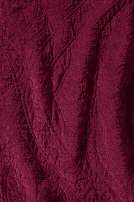 Velvet Medallion Quilt