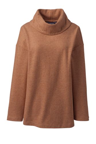 Women's Wool Blend Tunic