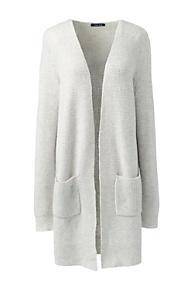 c2182d2cc34 Women s Plus Size Boucle V-neck Cardigan Sweater