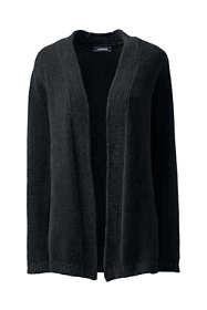 Women's Chenille Open Cardigan Sweater