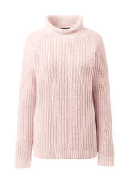Women's Cozy Lofty Shaker Roll Neck Sweater