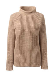 Women's Tall Cozy Lofty Shaker Roll Neck Sweater
