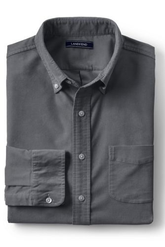 Men's Stretch Cord Shirt