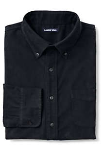 Men's Tall Traditional Fit Comfort First Corduroy Shirt, Front