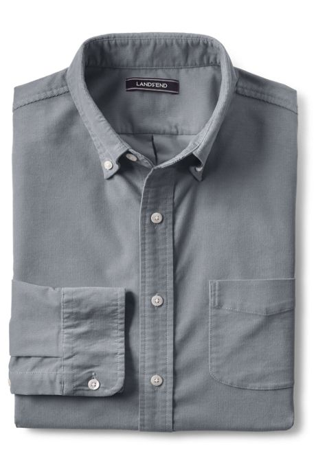 Men's Traditional Fit Comfort First Corduroy Shirt