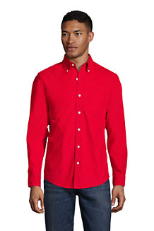 Men's Stretch Cord Shirt