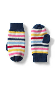 School Uniform Kids Knit Mittens