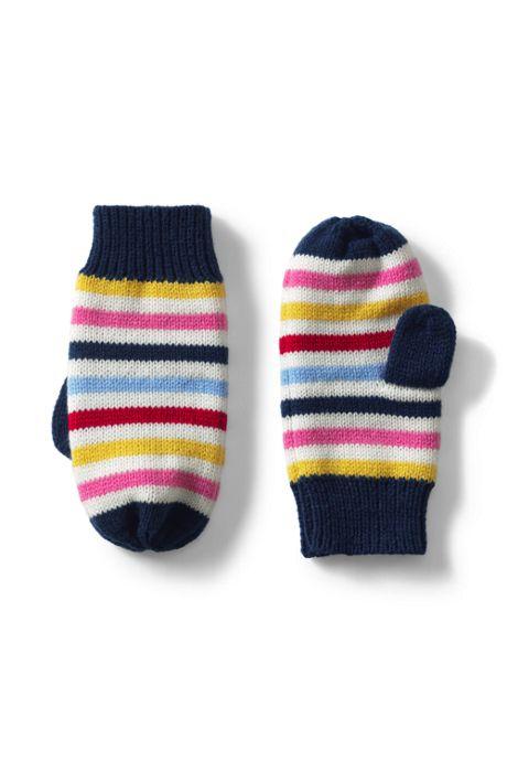 Kids Knit Mittens
