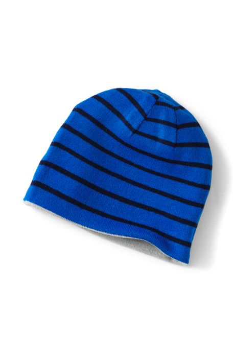 School Uniform Kids Reversible Knit Beanie