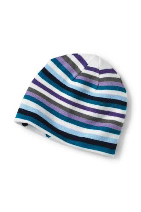Kids Reversible Knit Beanie