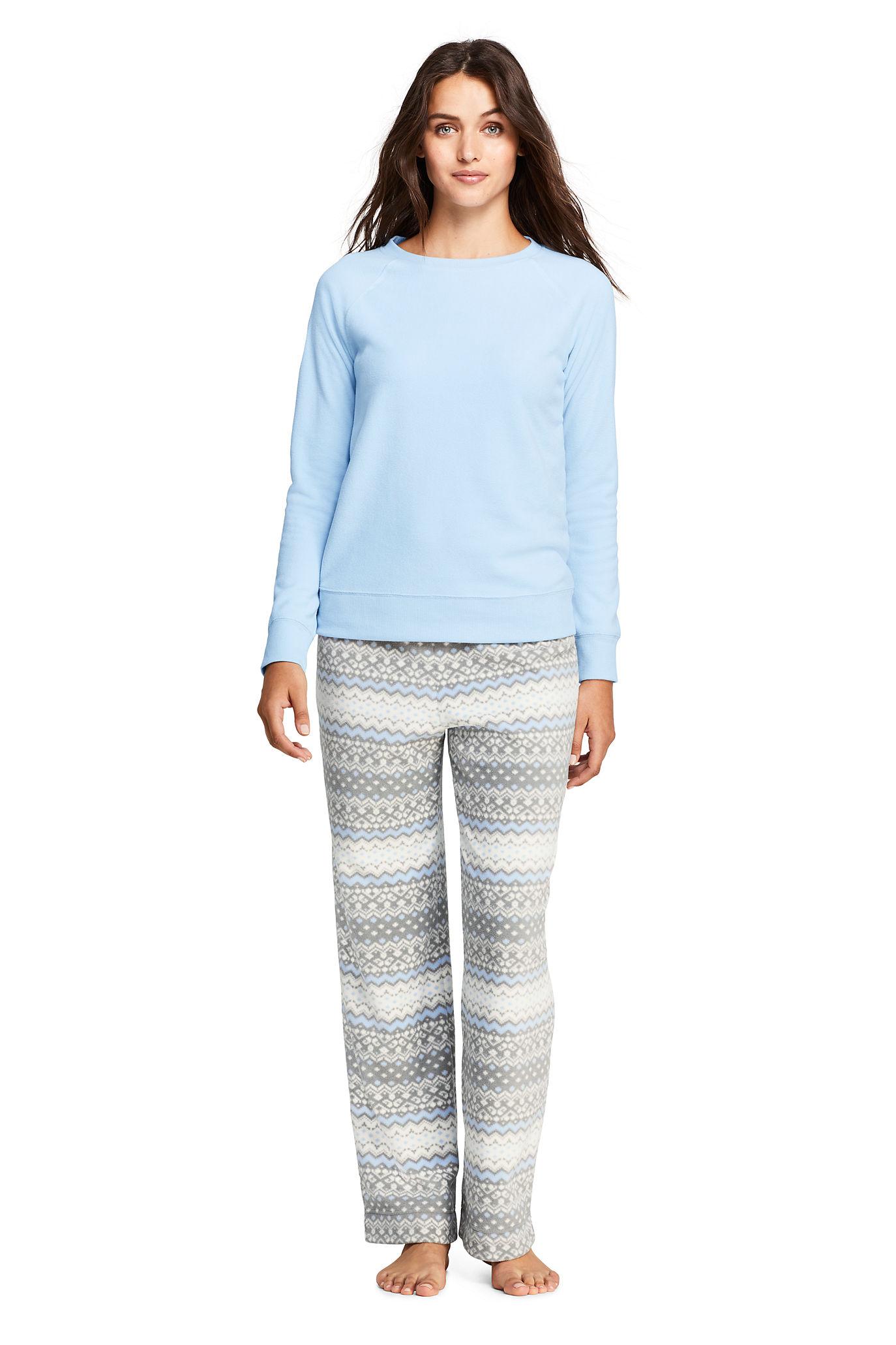 petite pajama set long sleeve