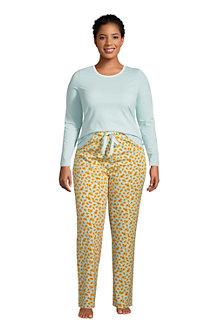 Women's Cotton Rich Jersey Pyjama Set