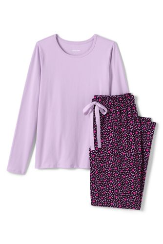 Women's Plus Patterned Pyjama Set