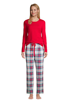 Women's Patterned Pyjama Set