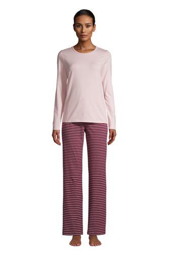 Women's Plus Cotton Rich Jersey Pyjama Set