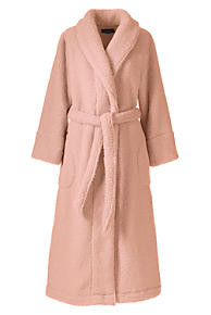 79e3ce7ef6 Women s Plus Size Sherpa Fleece Long Robe