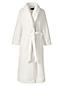 La Robe de Chambre en Polaire Sherpa, Femme Stature Standard