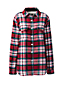 Women's Sherpa Lined Flannel Shirt