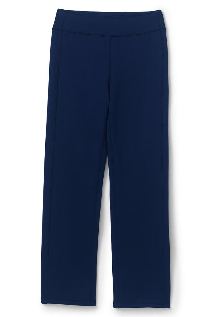 Women's Plus Size Fleece Pants - Sweatpants - Activewear