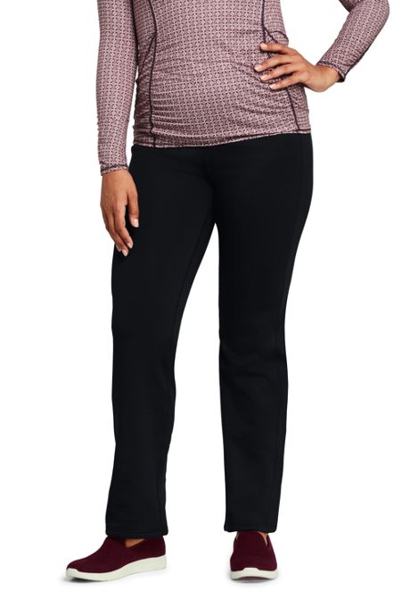 Women's Plus Size Active Fleece Pants