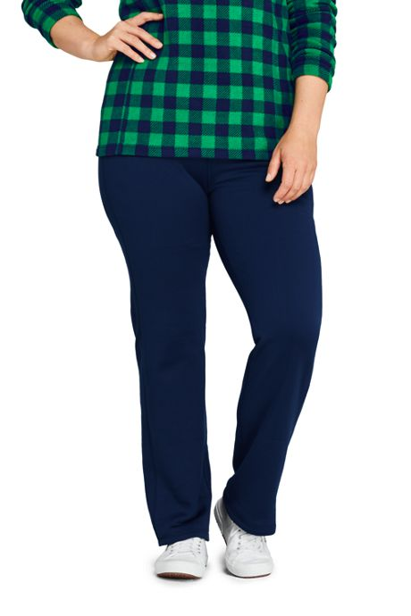 Women's Plus Size Active Fleece Pants