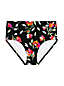Women's Beach Living High Waist Tummy Control Bikini Bottoms