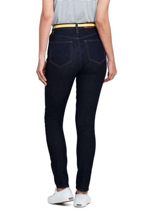 Women's Tall High Rise Slim Leg Ankle Jeans