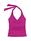 Women's Beach Living Halter Neck Tankini Top