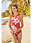Tankinitop Colorblock-Print BEACH LIVING für Damen