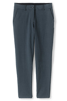 Women's Bi-Stretch Tapered Leg Trousers
