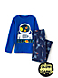 Boy's Astronaut Fleece Pyjama Set