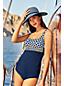 Tankini Beach Living Imprimé Bonnet D, Femme Stature Standard