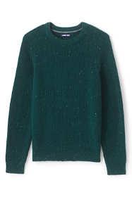 Men's Lighthouse Shaker Crew Sweater