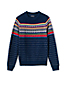 Men's Lighthouse Fair Isle Jumper