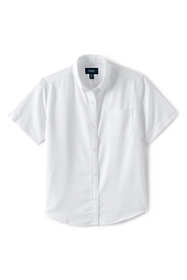 Third Party Product - Girls Button Down Short Sleeve Oxford Blouse
