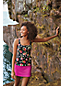 Tankini Beach Living à Motifs Fleurs, Femme Stature Standard