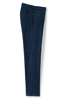 Men's Stretch Moleskin Jeans, Straight Fit