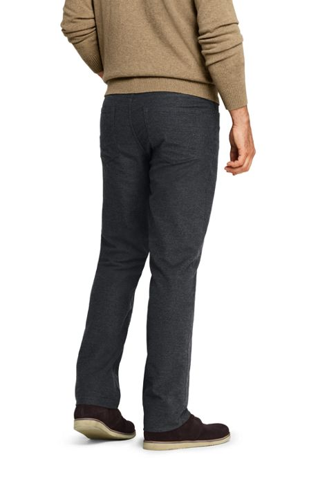 Men's Traditional Fit Comfort First 5 Pocket Moleskin Pants