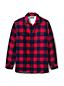 Men's Sherpa-lined Flannel Shirt Jacket