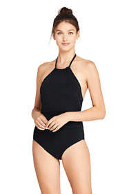 Women's High-neck One Piece Swimsuit