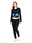 Women's Supima Christmas Jumper