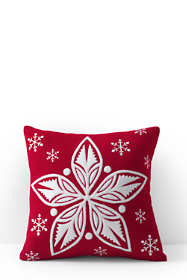 Felt Star Decorative Christmas Throw Pillow