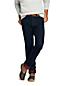Le Jean Coupe Droite Doublure Flanelle et Ourlets Sur-Mesure, Homme Stature Standard