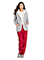 Women's Petite Sherpa Shawl Collar Cardigan