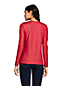 Metallic-Shirt aus Baumwoll/Modalmix für Damen in Petite-Größe