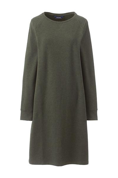 Lands' End - Sweatshirt-Kleid - 1