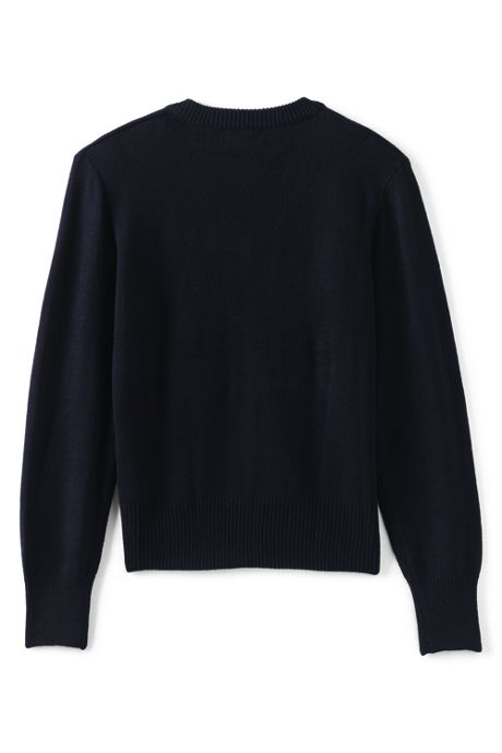 Third Party Product - Kids V-neck Pullover Sweater
