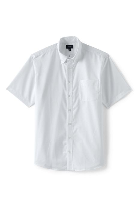 Third Party Product - Young Adult Short Sleeve Oxford Shirt